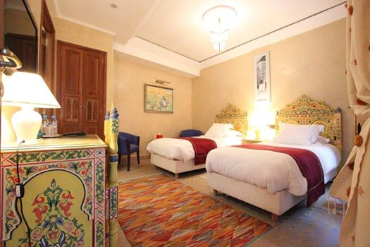 Titwania room guest house tanger your guests house in for Boutique hotel tanger