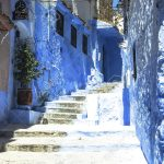 "Discover the blue city ""CHEFCHAOUEN"""